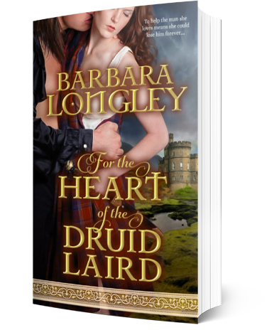 For the Heart of the Druid Laird